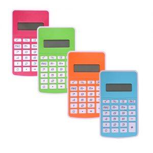 Calculadoras e fitas