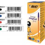 Bic Orange box
