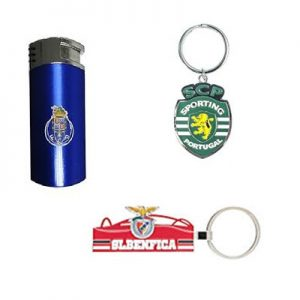 Porta-chaves & isqueiros