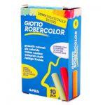 Giz Colorido Robercolor Cx. c/ 10