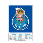Calendário emblema – FCP 2022