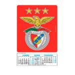 Calendário emblema – SLB 2022
