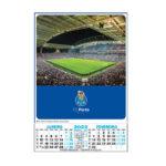 Calendário estádio – FCP 2022
