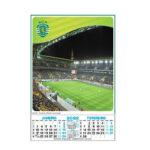 Calendário estádio – SCP 2022